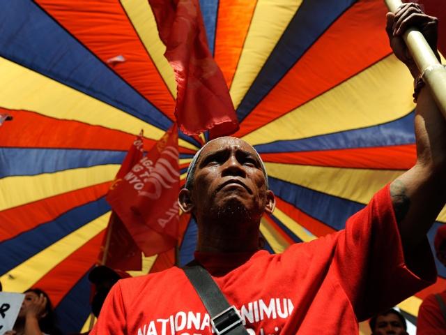 В азиатских странах 1 мая встретили протестами