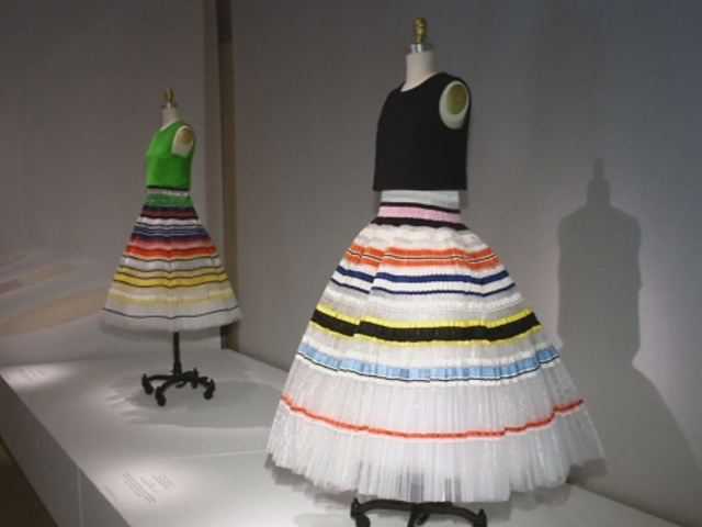 Выставка в Метрополитен-музее: мода и технологии