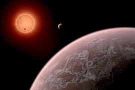 На трёх открытых планетах может существовать жизнь