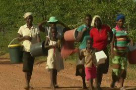 4 млн человек голодают из-за засухи в Зимбабве