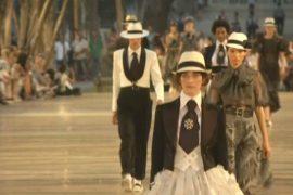 Chanel впервые показал свою коллекцию на Кубе