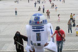 День Звёздных войн отметили в Тайване