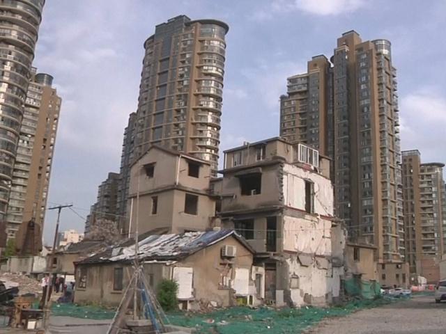 Шанхай: битва за квадратные метры