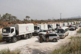 Дамаск не разрешил ООН доставить гумпомощь