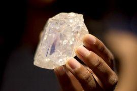 Алмаз в 1100 карат продадут на аукционе