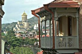 Российских туристов привлекает Грузия