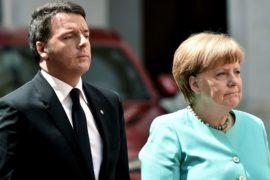 Италия и Германии против закрытия границ внутри ЕС