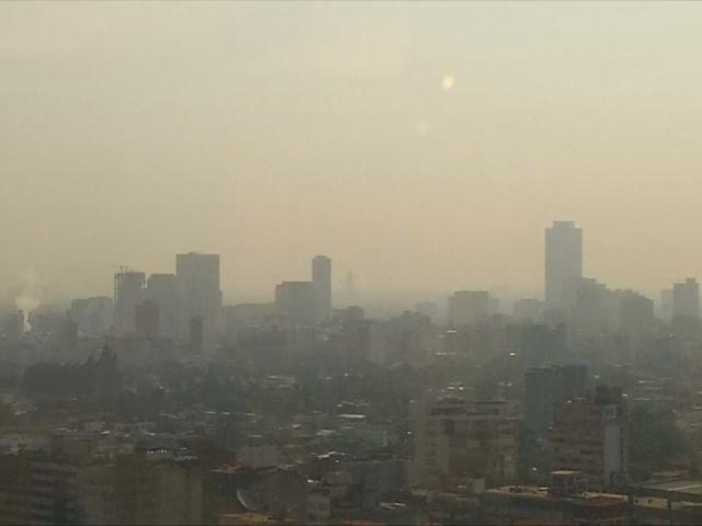В Мехико из-за смога наложат запрет на автомобили