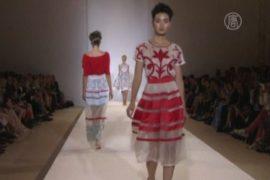 Неделя моды в Лондоне: элегантность от Темперли