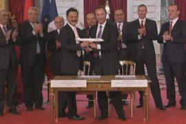 Airbus заключил крупнейшую сделку