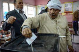 Новую конституцию Египта одобрило 95% голосовавших
