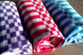 Одеяла из байки для малышей