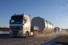 Использование автотранспорта в грузовых перевозках
