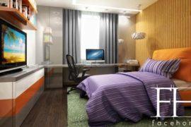 Обои – важнейшая составляющая дизайн проекта квартиры