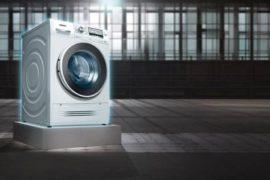 За стиральной машиной – в интернет магазины