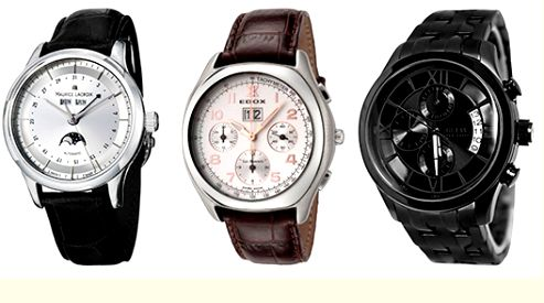 Часы – отличный подарок мужчине на 14 февраля