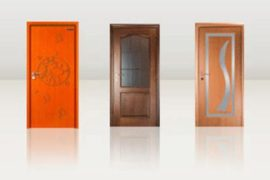 Двери для дома своей мечты