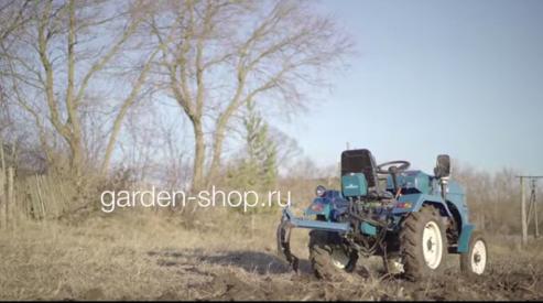 Незаменимый помощник – мини-трактор
