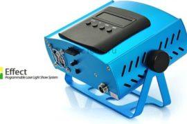 Использование лазерного проектора
