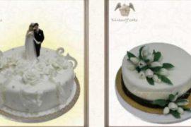 Свадебный тортик в мае: долой предрассудки