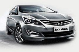 Hyundai Solaris – гармоничный и популярный