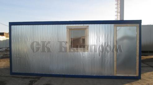 Модульные здания от «СК Бытпром»