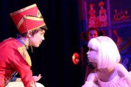 Театральный кружок для детей – отличное дополнительное занятие