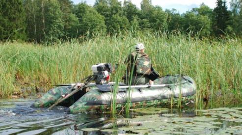 В Ростовской области пойманы браконьеры