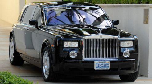 «Rolls royce phantom» – современная классика