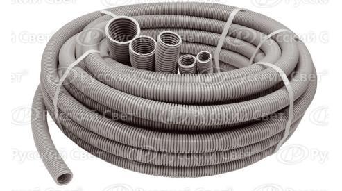 Труба гофрированная пластиковая — свойства и применение