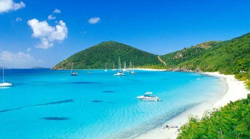 Виргинские острова – Британские земли