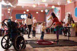 Особенные коляски для особых детей
