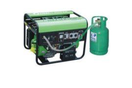 Газовый генератор для частного дома