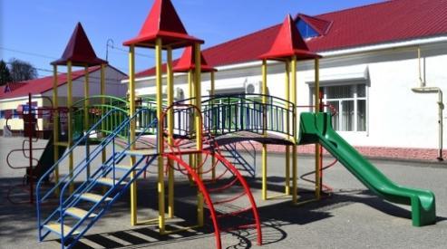 Детские площадки для юных москвичей