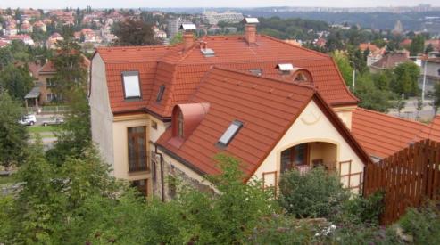 Жилая недвижимость, Чехия