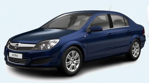 Достойная новинка для автолюбителей – новый Opel Astra Sedan