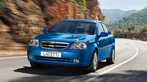 Chevrolet Lacetti: оцениваем внутренний комфорт