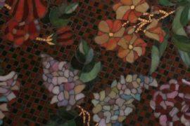Удивительный мир мозаики и панно из художественного стекла