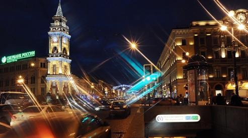 Увидеть Санкт-Петербург и полюбить навсегда