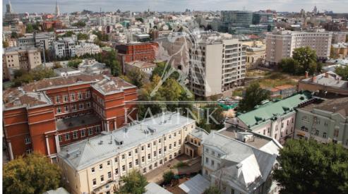 В центре Москвы возводится «кусочек Италии»