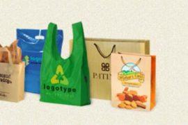 Пакеты с логотипом – эффективная рекламная деятельность компании