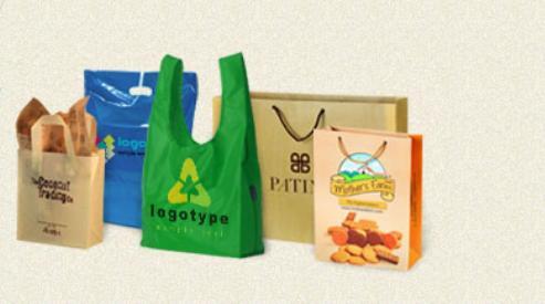 Пакеты с логотипом — эффективная рекламная деятельность компании