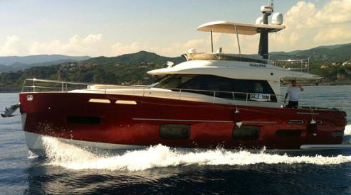 Продажа яхт от Azimut Yachts