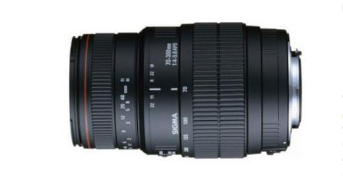 Скоро в продаже появится новый объектив Sigma 18-200mm F3.5-6.3 DC