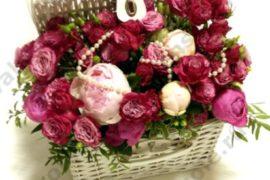 Если нужно заказать букет цветов с доставкой – интернет магазин Валенсоль ждет вас!