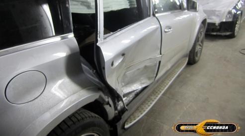 Сложный кузовной ремонт с гарантией