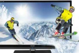LED- телевизоры Sharp