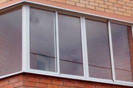 Остеклить балкон в Самаре
