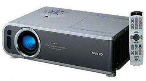 Проекторы Sanyo: стильный вид и превосходное изображение
