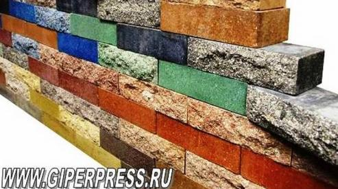 Кирпич евротехнологий – в России